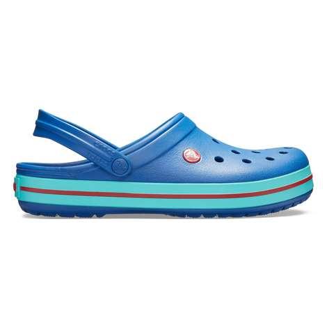 Crocs 11016-4IO Crocband Bayan Terlik 37-38 - Mavi