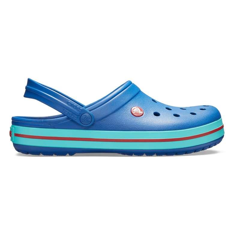 Crocs 11016-4IO  Crocband Bayan Terlik 39-40 - Mavi
