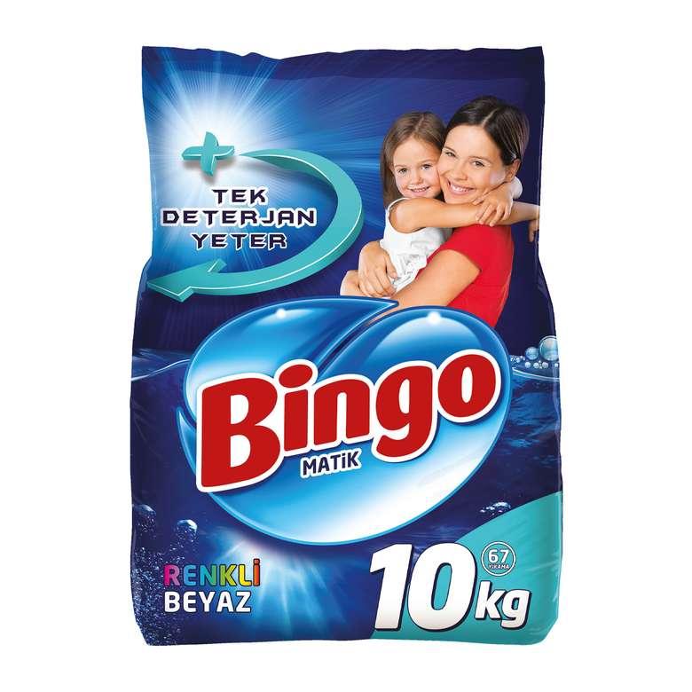Bingo Toz Deterjan Konsantre 10 Kg