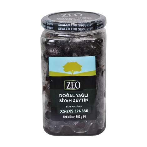 Zeo Siyah Zeytin Xs-2xs 500 G