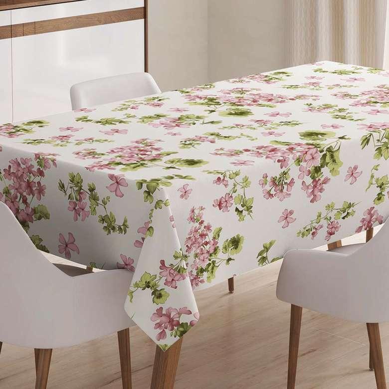 Dertsiz Masa Örtüsü 150x220 Cm