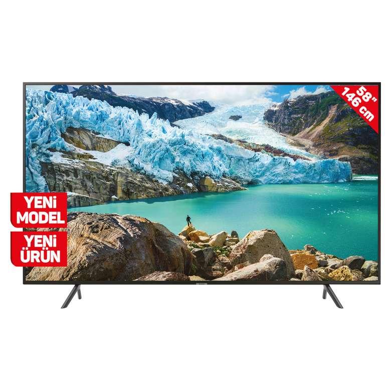 Samsung 58RU7100 58'' Uydu Alıcılı 4K Ultra HD Smart LED TV