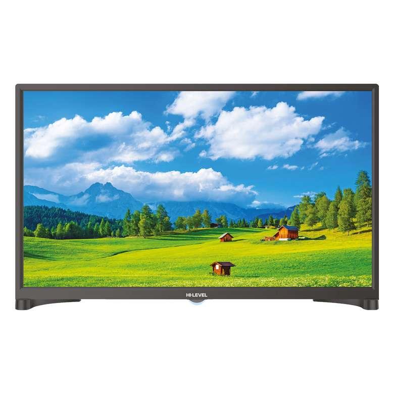 """Hi-Level 40"""" HL40DLK13 Full HD Android Smart Led TV"""