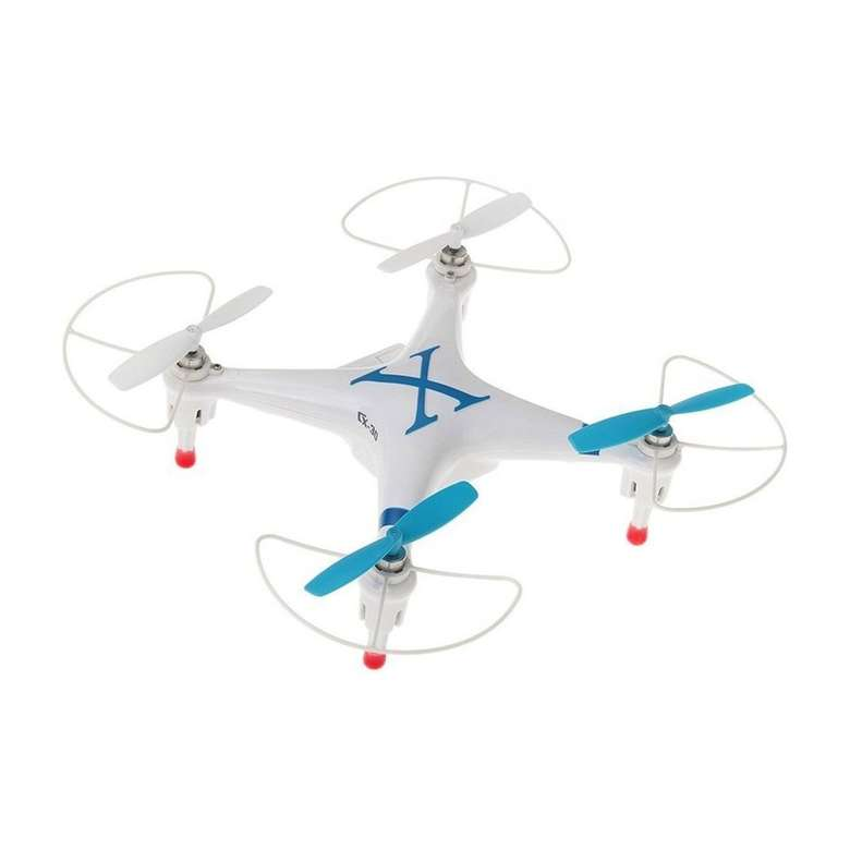 Drone Cx-30 - Mavi