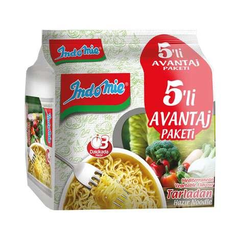 İndo Mie Noodle Paket Karma 5x70 G