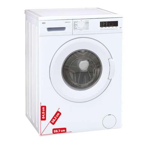 Seg SCM 9120 1200 Devir Çamaşır Makinesi