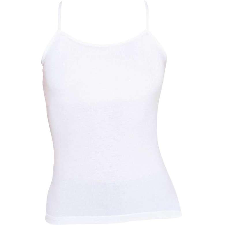 Silk & Blue Kadın Modal Atlet  Beyaz S-M