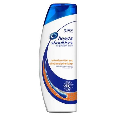 Head & Shoulders Şampuan Erkek Dökülmelere Karşı 450 Ml