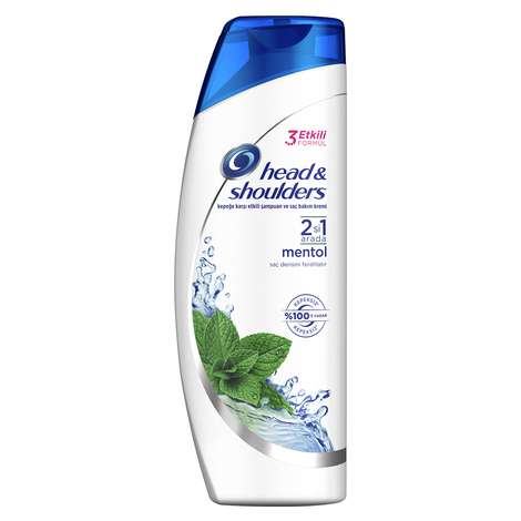 Head & Shoulders Şampuan Mentol 450 Ml