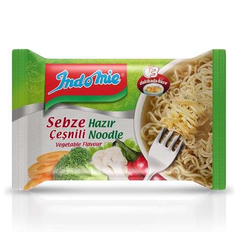 Indomie Noodle Paket Sebze Çeşnili 70/75 G
