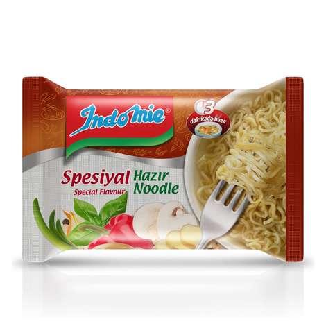 Indomie Noodle Paket Spesiyal Çeşnili 70/75 G