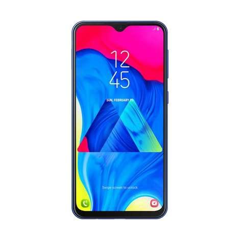 Samsung Galaxy M10 16 GB Cep Telefonu - Ocean Blue