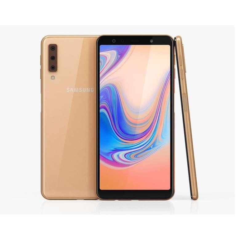 Samsung A7 64 GB Cep Telefonu - Altın