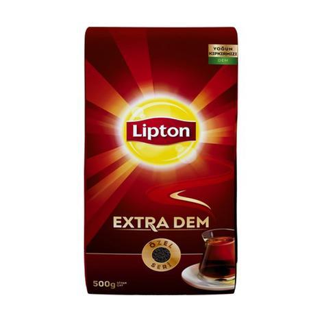 Çay Dökme 500 G Lipton Extra Dem