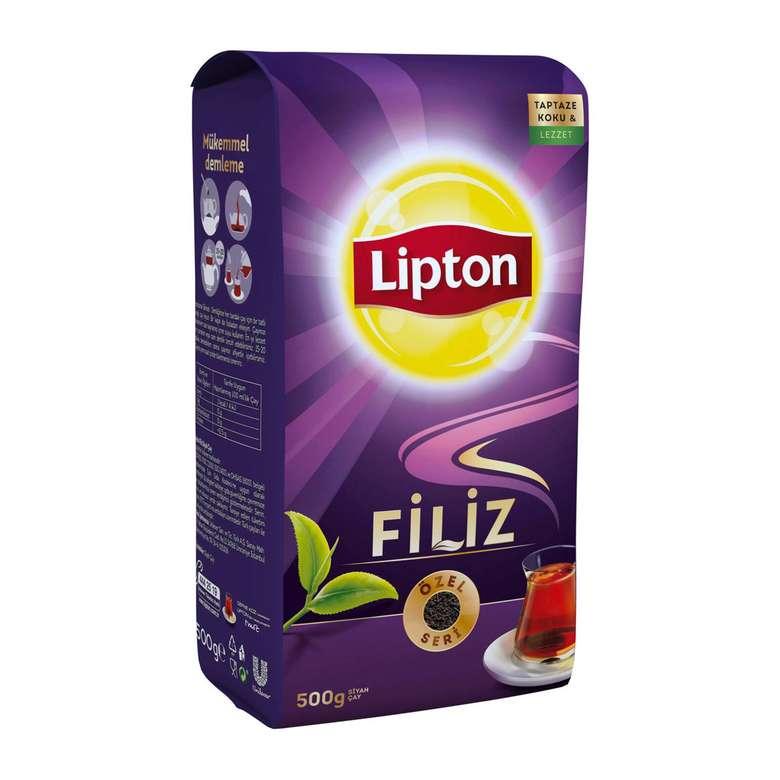Lipton Filiz Dökme Çay 500 gr