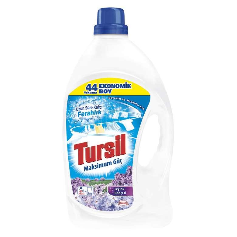 Tursil Çamaşır Deterjanı Sıvı 3080 Ml