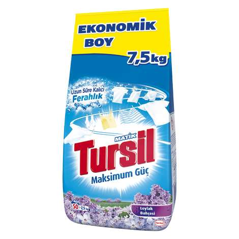 Tursil Toz Deterjan 7,5 Kg