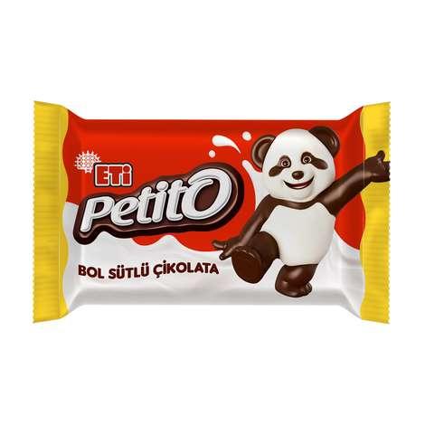 Eti Petito Çikolata Mini 8 G