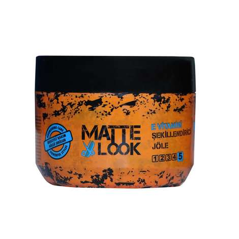 Matte Look Saç Jölesi E Vitamini 300 Ml