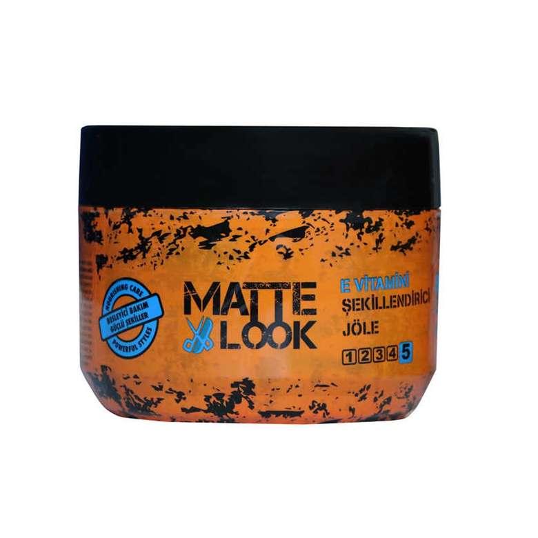 Matte Look Saç Jölesi E Vitamini 300 Ml