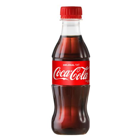 Coca Cola Gazlı İçecek 250 Ml