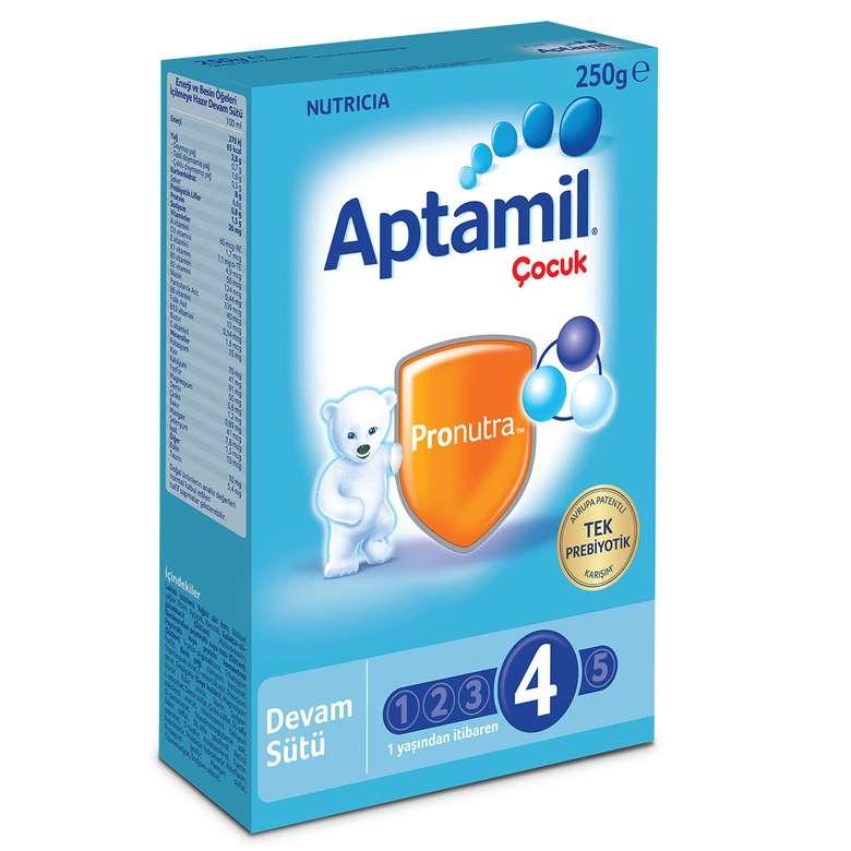 Aptamil 4 Bebek Maması Biberon 250 G