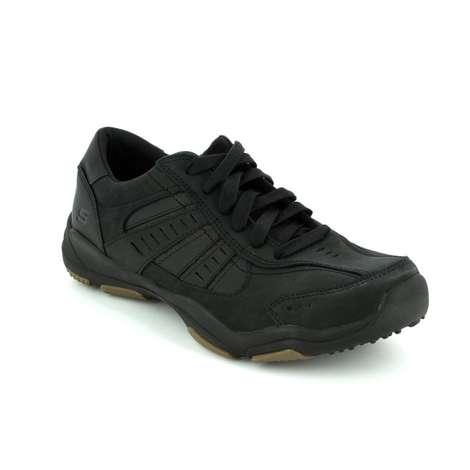 Skechers 64833-Blk Erkek Ayakkabı-48,5