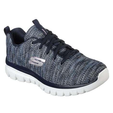 Skechers 12614-Nvbl Kadın Ayakkabı-36