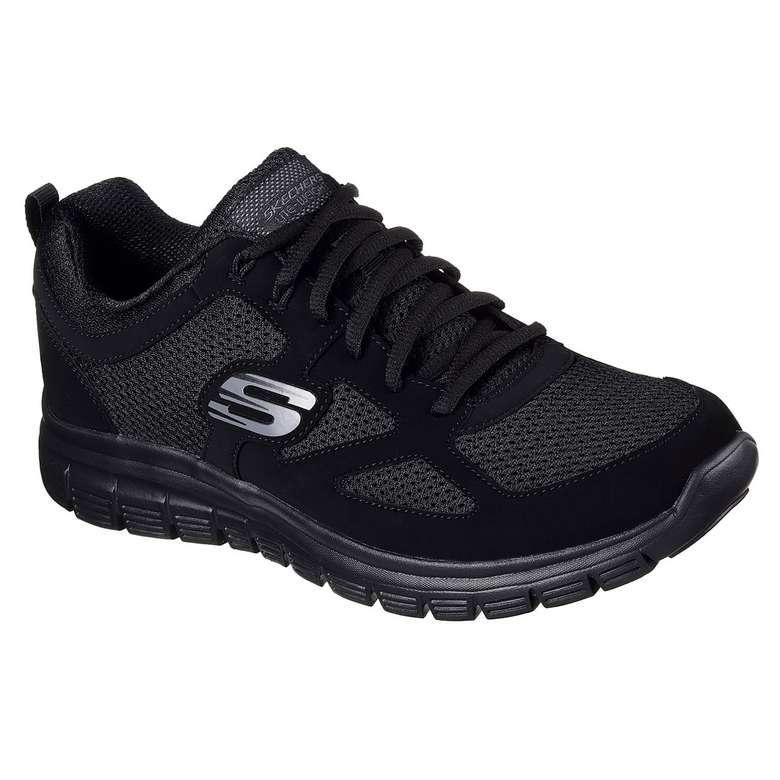 Skechers 52635-Bbk Erkek Ayakkabı-42