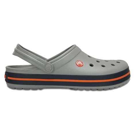 Crocs Crocband Bay Terlik - Gri 41-42