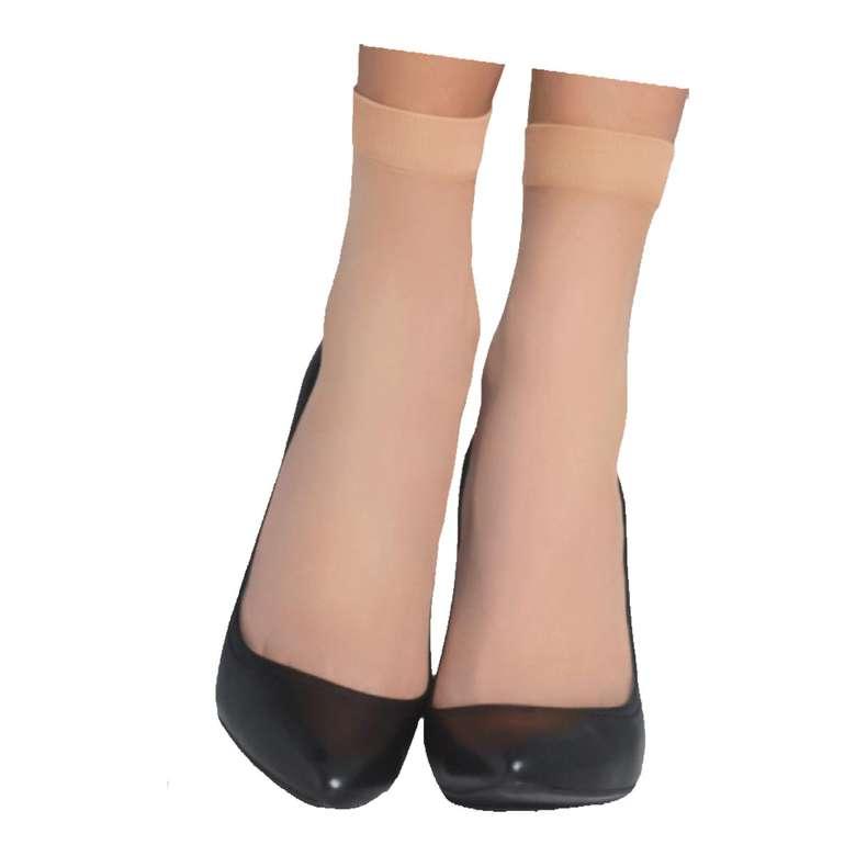 Penti Kadın Soket Çorap 2'li - Siyah