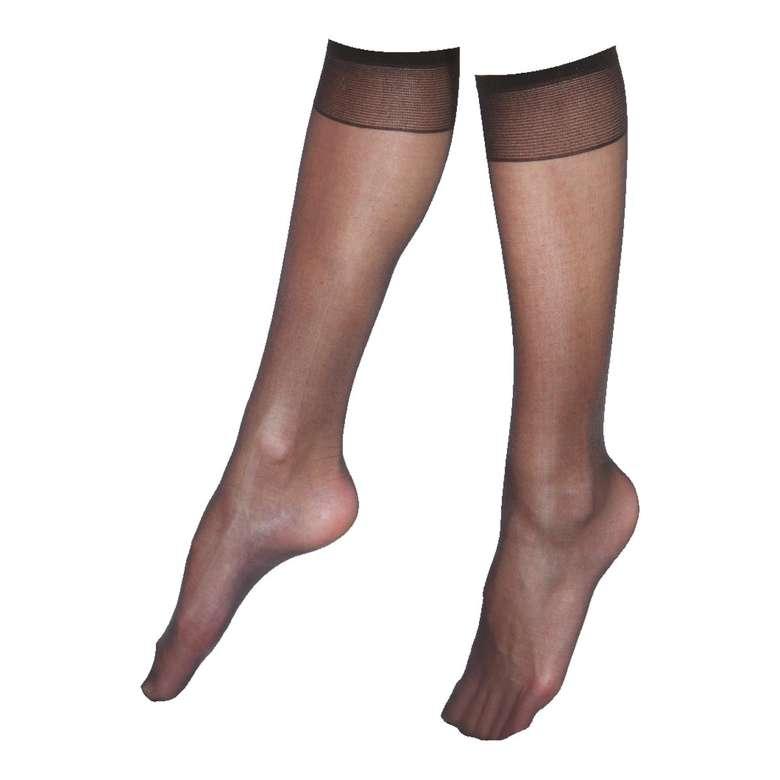 Penti Kadın Dizaltı Pantolon Çorabı 2'li  Ten