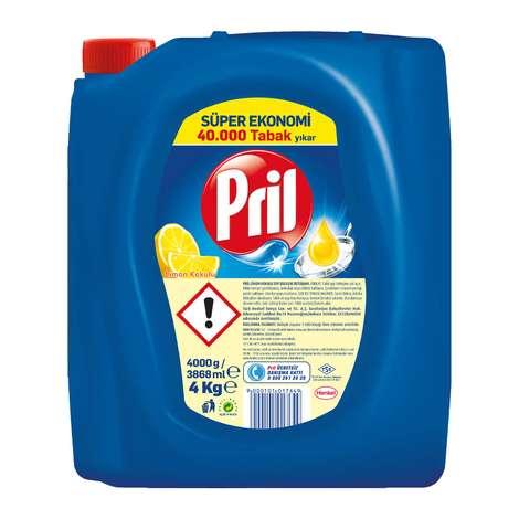 Pril Bulaşık Deterjanı 4 Kg