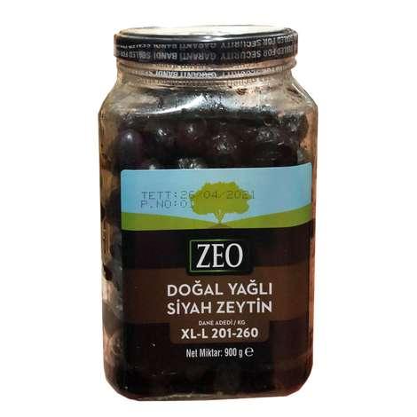 Zeo Siyah Zeytin Xl-l 900 G