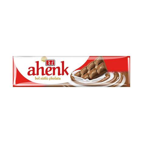 Eti Ahenk Çikolata Sütlü Baton 35 G