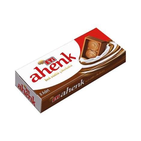 Eti Ahenk Çikolata Sütlü Mini 32 G