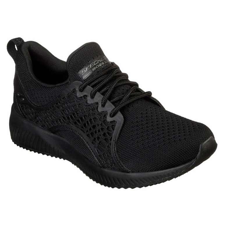 Skechers 32507-BBK Kadın Ayakkabı - 36