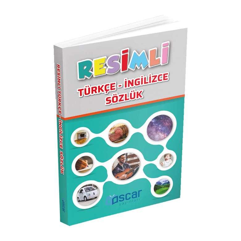 Resimli Türkçe  İngilizce Sözlük