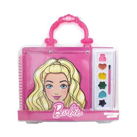 Barbie Lisanslı Boyama Seti