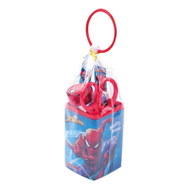 Spiderman Lisanslı Masaüstü Kırtasiye Seti