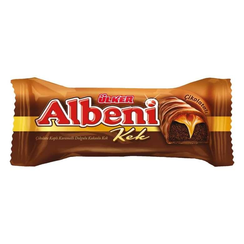Ülker Albeni Kek Çikolatalı Karamelli 35 G