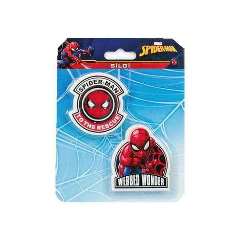 Spiderman Lisanslı Silgi