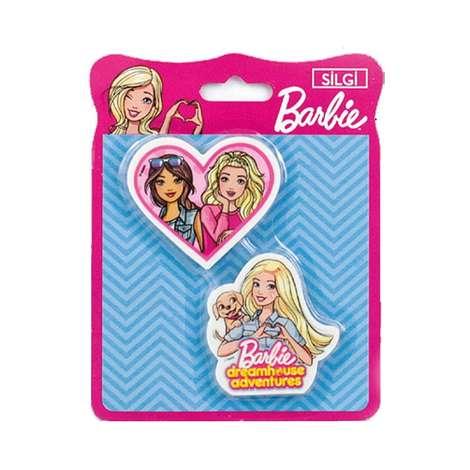 Barbie Lisanslı Silgi