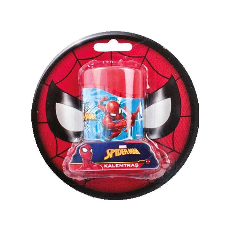 Spiderman Lisanslı Kalemtraş