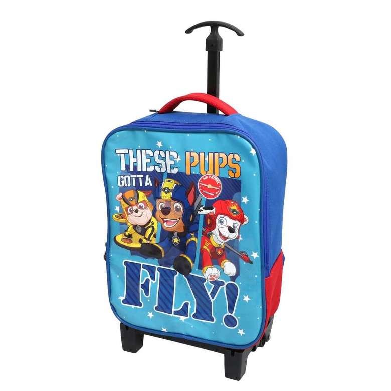 Lisanslı Çekçekli Anaokulu Çantası Ark Pawpatrol Fly