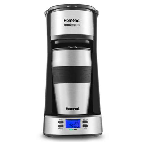 Homend 5004 Coffeebreak Filtre Kahve Makinesi