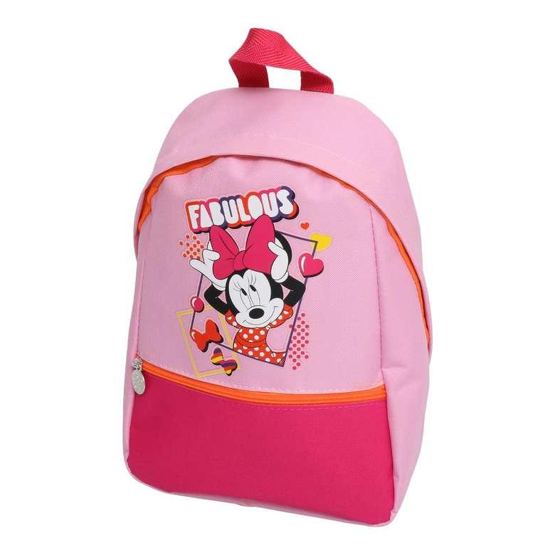 Lisanslı Anaokulu Çantası Donut Minnie Mouse Fabulous