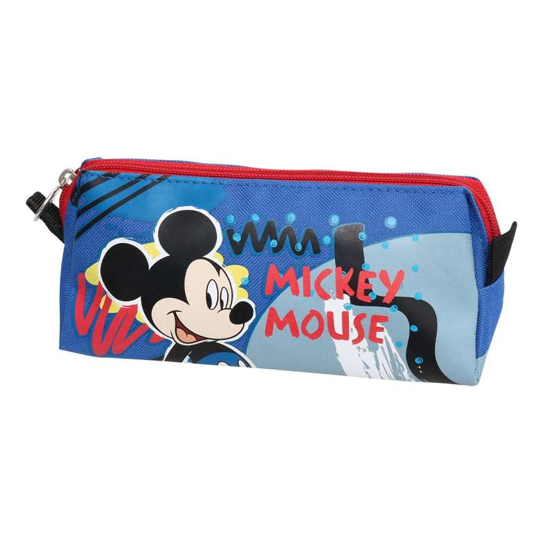 Anaokulu Kalem Çantası Pug Mini Mouse