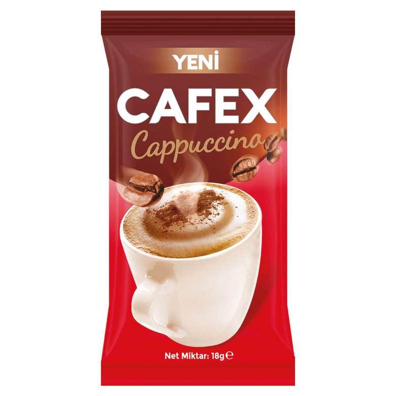 Cafex Cappuccino 18 G