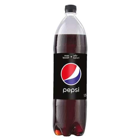 Pepsi Max Gazlı İçecek 1.5 L